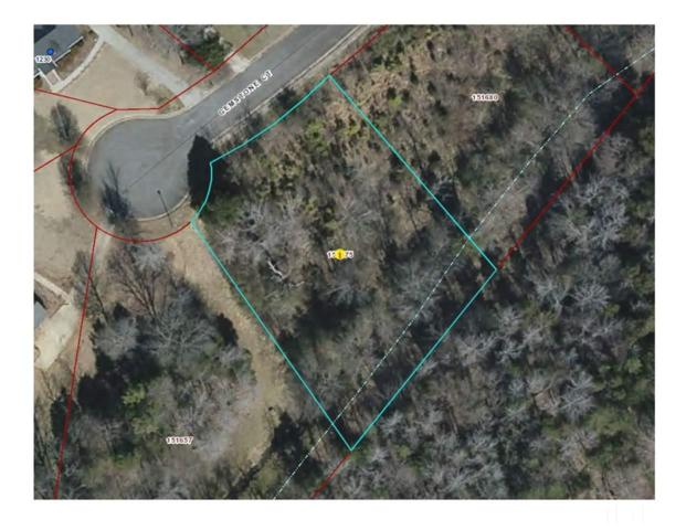 Lot 71 Gemstone Court, Graham, NC 27253 (#2222319) :: The Amy Pomerantz Group