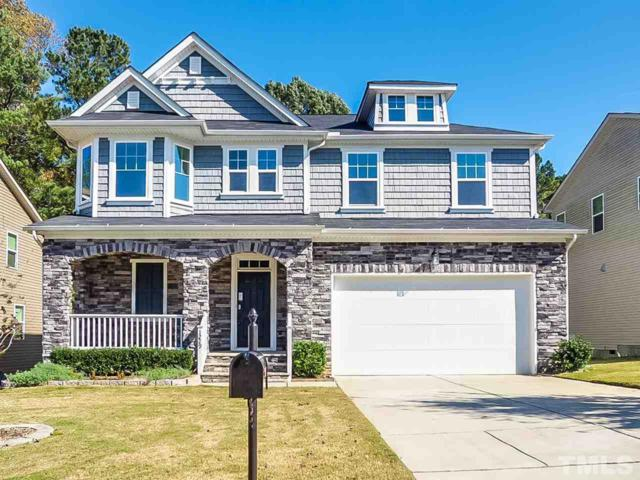 1229 Bellreng Drive, Wake Forest, NC 27587 (#2222327) :: The Jim Allen Group