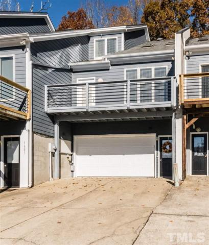 1607 River Mill Drive #12, Wake Forest, NC 27587 (MLS #2222360) :: The Oceanaire Realty