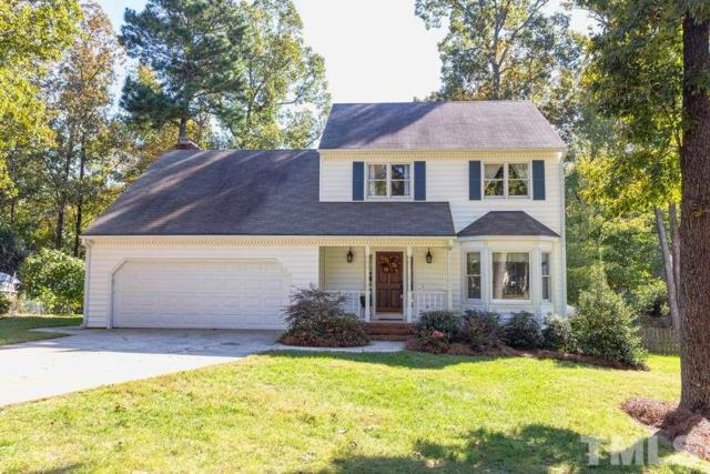 1101 Smokewood Drive, Apex, NC 27502 (#2222383) :: The Perry Group