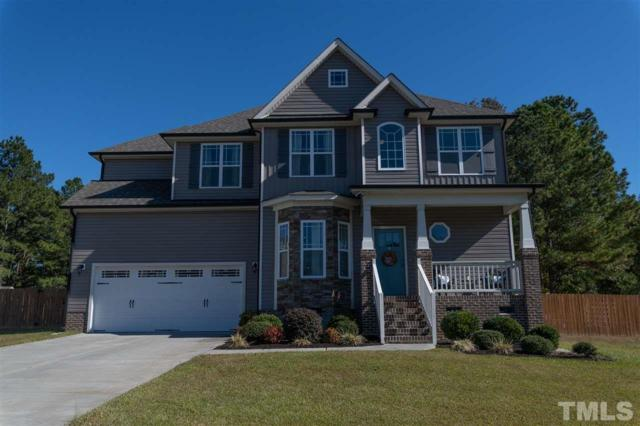 2916 Plantation Glen Drive, Zebulon, NC 27597 (#2222384) :: The Perry Group