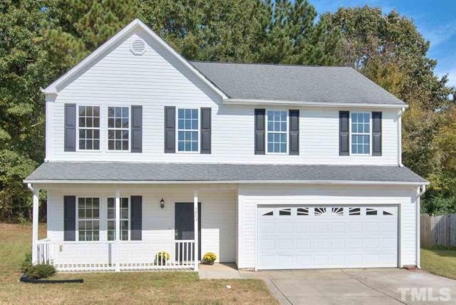 5205 Mylady Court, Knightdale, NC 27545 (#2222403) :: The Perry Group
