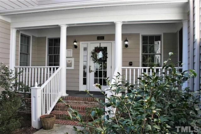 600 Copperline Drive #207, Chapel Hill, NC 27516 (MLS #2222407) :: The Oceanaire Realty