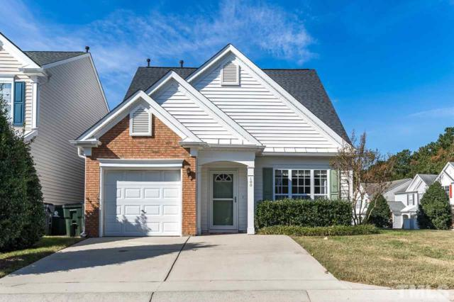 100 Caraleigh Court, Morrisville, NC 27560 (#2222428) :: The Perry Group