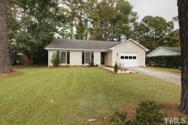 1724 Woodland Road, Garner, NC 27529 (#2222459) :: The Perry Group