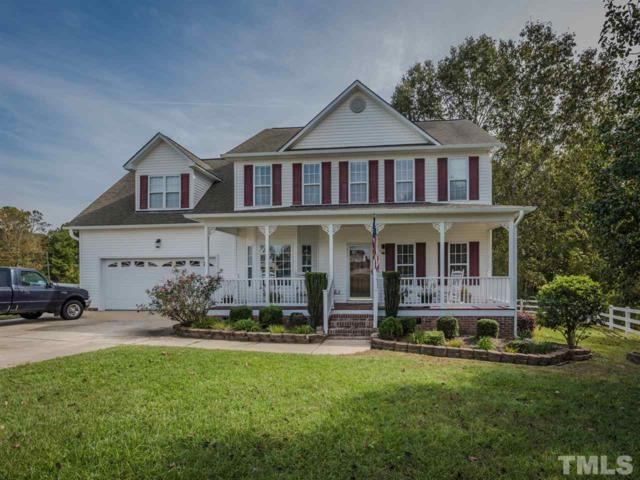 66 Silver Stirrup Court, Willow Spring(s), NC 27592 (#2222473) :: The Perry Group