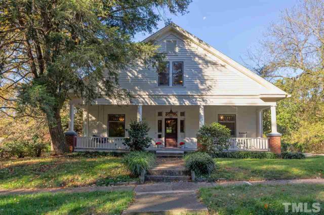 109 N Hassel Street, Hillsborough, NC 27278 (#2222485) :: RE/MAX Real Estate Service