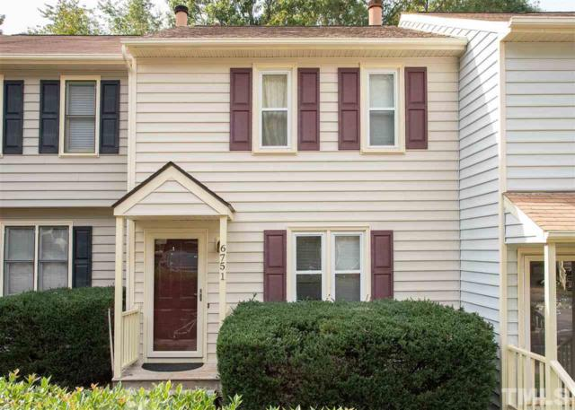 6751 Chauncey Drive, Raleigh, NC 27615 (#2222526) :: The Perry Group
