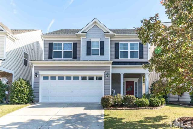 303 Mainline Station Drive, Morrisville, NC 27560 (#2222541) :: The Perry Group