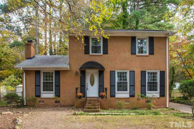 1013 Northclift Drive, Raleigh, NC 27609 (#2222565) :: The Perry Group