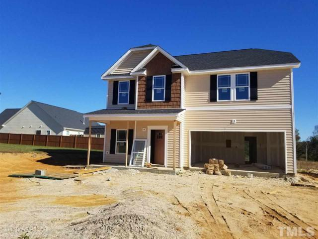 405 Deer Grove Trail Buckingham, Wendell, NC 27591 (#2222574) :: The Perry Group