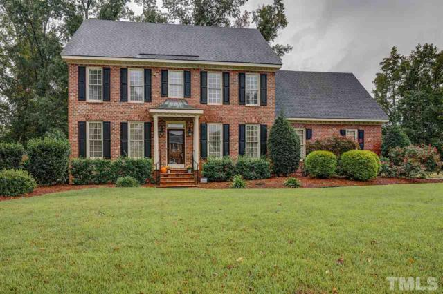 4217 Fairhaven Drive, Rocky Mount, NC 27803 (#2222632) :: The Perry Group