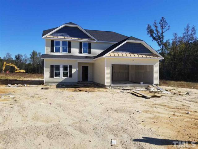 409 Deer Grove Trail Lexington, Wendell, NC 27591 (#2222635) :: The Perry Group