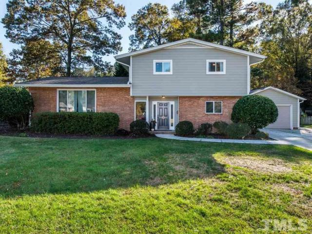 210 Meadow Drive, Cary, NC 27511 (#2222738) :: The Results Team, LLC