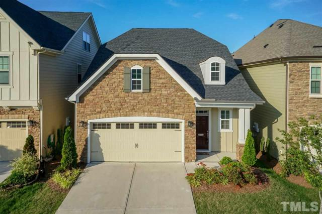 120 Begen Street, Morrisville, NC 27560 (#2222748) :: The Perry Group