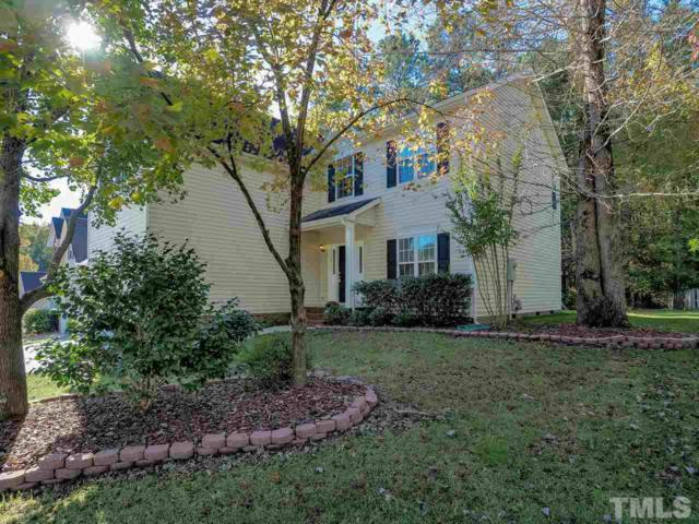 2005 Driskill Court, Apex, NC 27502 (#2222752) :: The Perry Group