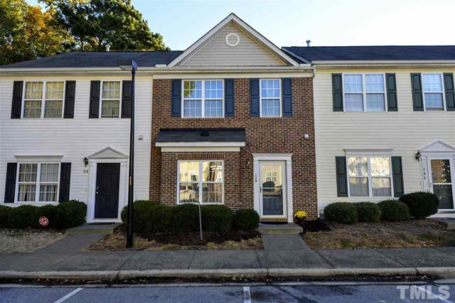 110 Parkerson Lane, Apex, NC 27502 (#2222831) :: The Perry Group