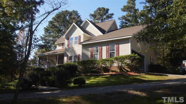 495 Tramway West Road, Sanford, NC 27330 (#2222935) :: M&J Realty Group