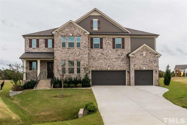 2105 Old Pine Needle Way, Apex, NC 27539 (#2222943) :: The Perry Group