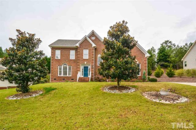 744 Highwater Place, Fuquay Varina, NC 27526 (#2222950) :: The Perry Group