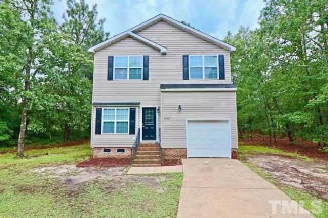 560 Bald Eagle Drive, Vass, NC 28394 (#2222985) :: The Perry Group