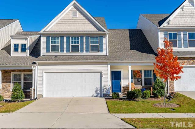 220 Princess Place, Morrisville, NC 27560 (#2223091) :: M&J Realty Group