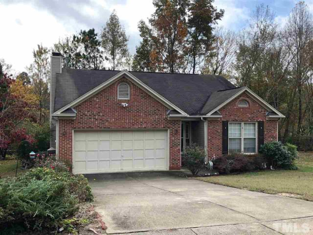 704 Riverway Lane, Knightdale, NC 27545 (#2223120) :: The Perry Group
