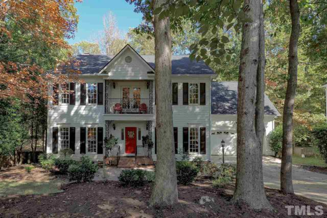 104 Moss Rose Court, Cary, NC 27518 (#2223225) :: The Perry Group