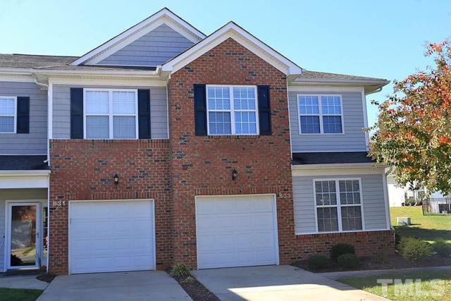633 Oakfield Trail, Mebane, NC 27302 (#2223232) :: The Perry Group