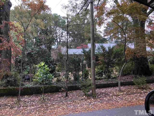 200 Shepherd Street Lot 265 Only, Raleigh, NC 27607 (#2223246) :: The Perry Group
