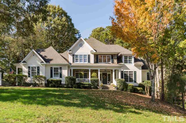 832 Parkridge Drive, Clayton, NC 27527 (#2223250) :: M&J Realty Group