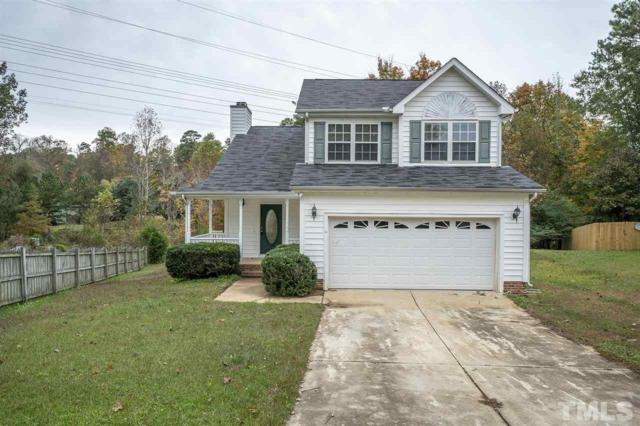921 Lotus Lane, Wake Forest, NC 27587 (#2223268) :: The Perry Group