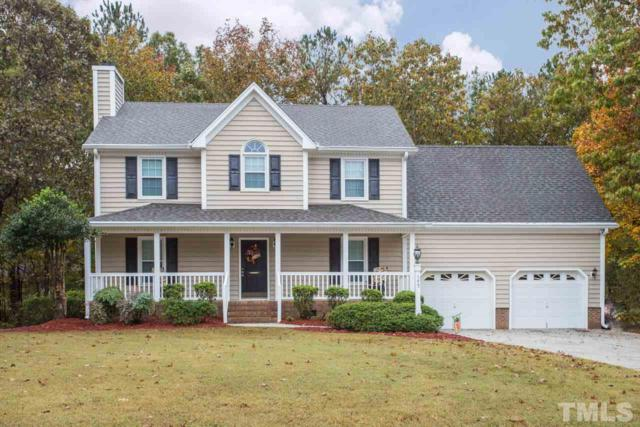 145 Palmer Drive, Clayton, NC 27527 (#2223289) :: The Perry Group