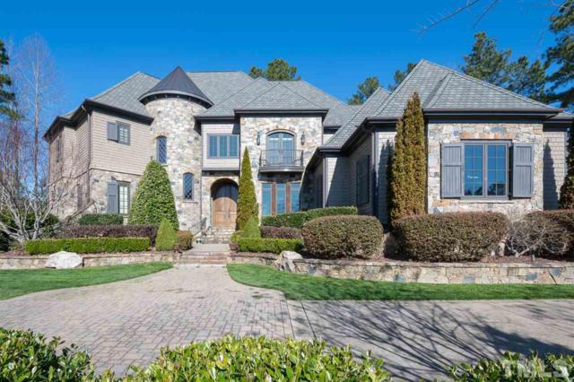 7213 Hasentree Club Drive, Wake Forest, NC 27587 (#2223308) :: Spotlight Realty