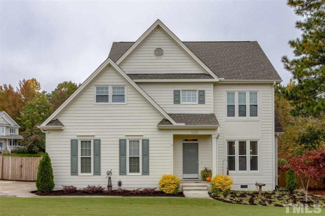 1620 Ashley Downs Drive, Apex, NC 27502 (#2223317) :: The Perry Group