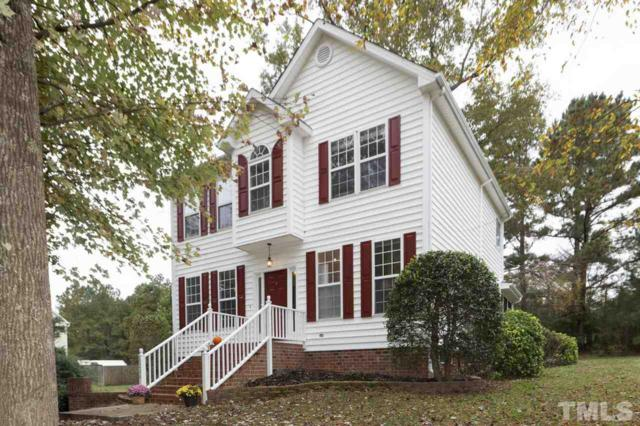 6228 Oliver Creek Parkway, Holly Springs, NC 27540 (#2223342) :: The Perry Group