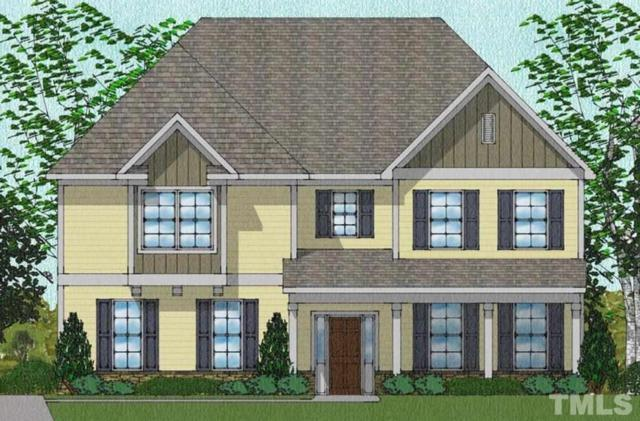 150 E Wellesley Drive, Clayton, NC 27520 (#2223350) :: The Perry Group