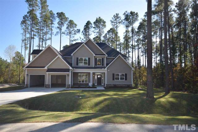 309 Maplewood Drive, Sanford, NC 27332 (#2223378) :: The Perry Group