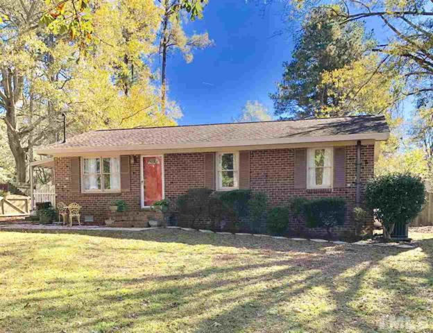 338 Lake Drive, Wendell, NC 27591 (#2223409) :: M&J Realty Group