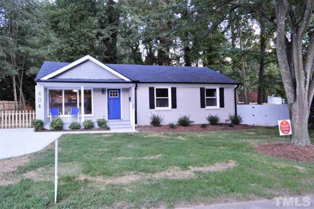 604 Culpepper Lane, Raleigh, NC 27610 (#2223425) :: Raleigh Cary Realty