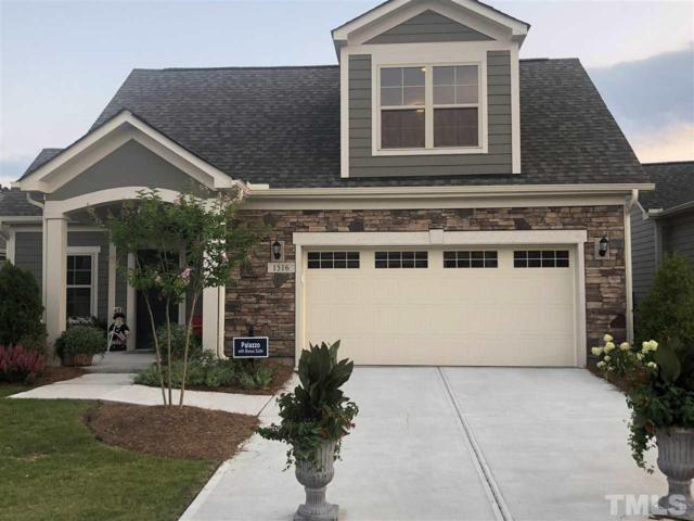 1516 Fountainview Drive, Wake Forest, NC 27587 (#2223433) :: Saye Triangle Realty