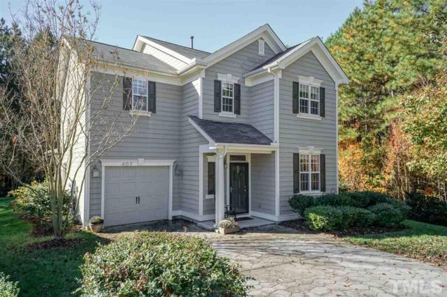 407 Elm Farm Place, Morrisville, NC 27560 (#2223437) :: M&J Realty Group