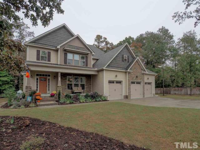 351 Kenneth Lane, Willow Spring(s), NC 27592 (#2223439) :: The Perry Group