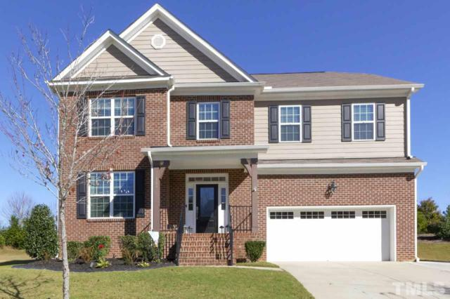 135 Idlewood Lane, Clayton, NC 27527 (#2223440) :: The Beth Hines Team