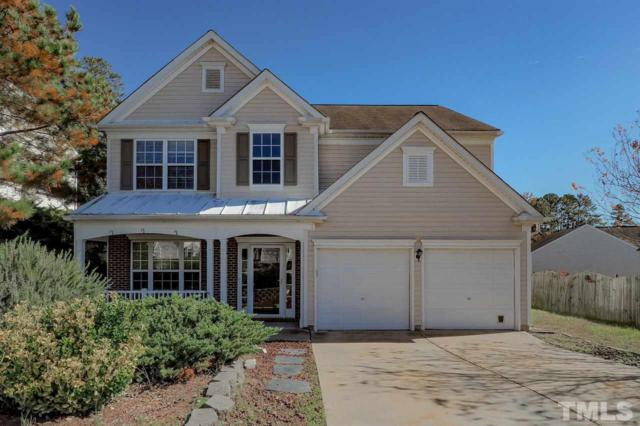 322 Grassy Point Road, Apex, NC 27502 (#2223459) :: The Perry Group