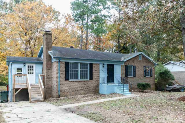 5829 Shamrock Road, Durham, NC 27713 (#2223507) :: The Perry Group