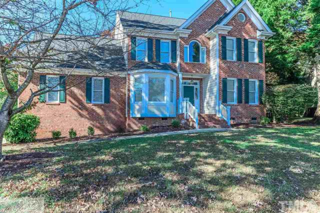 1105 Watson Way, Knightdale, NC 27545 (MLS #2223539) :: The Oceanaire Realty