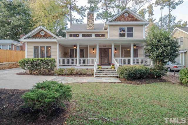 2609 Royster Street, Raleigh, NC 27608 (#2223569) :: The Perry Group