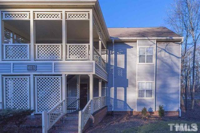 102 Choptank Court A2, Cary, NC 27513 (#2223582) :: The Perry Group