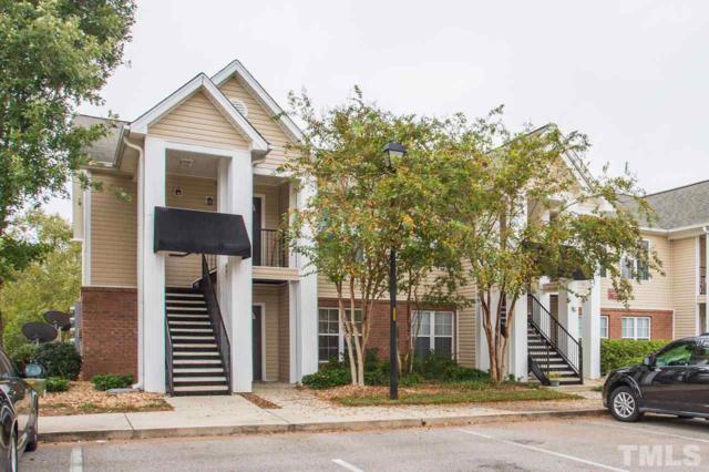 2500 Huntscroft Lane #100, Raleigh, NC 27617 (#2223585) :: The Jim Allen Group